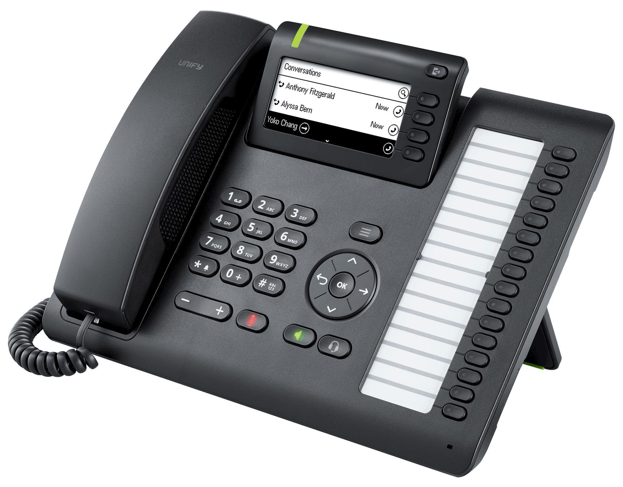 Atos Unify OpenScape Desk Phone CP400 1