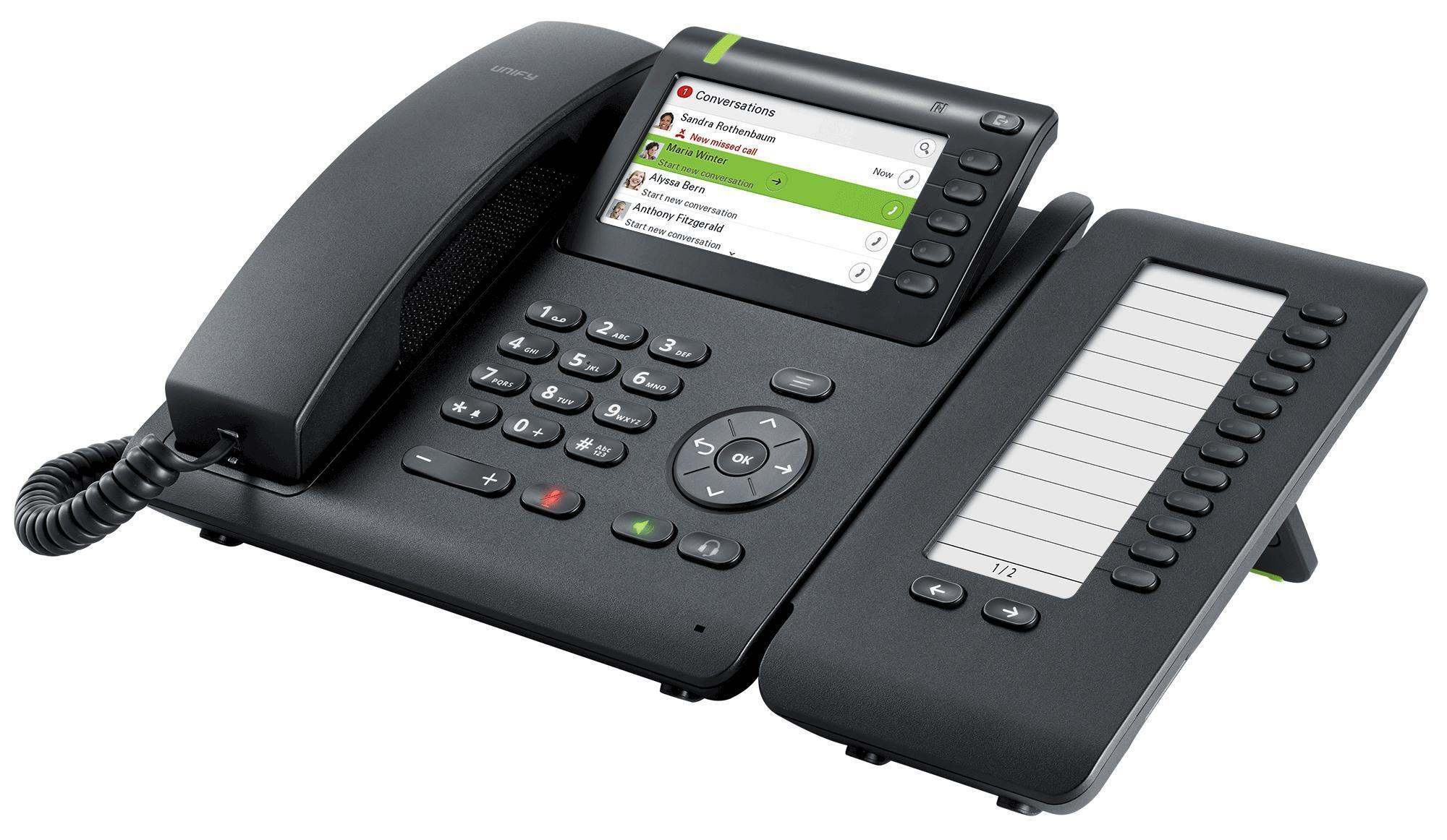 Atos Unify OpenScape Desk Phone CP 600 2