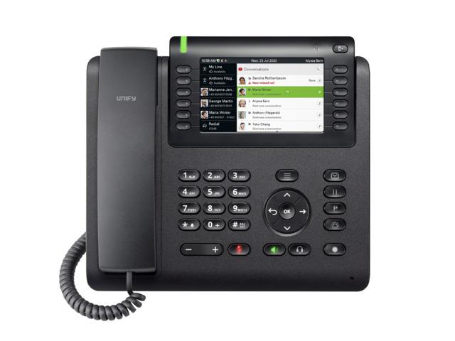 Atos Unify OpenScape Desk Phone CP700