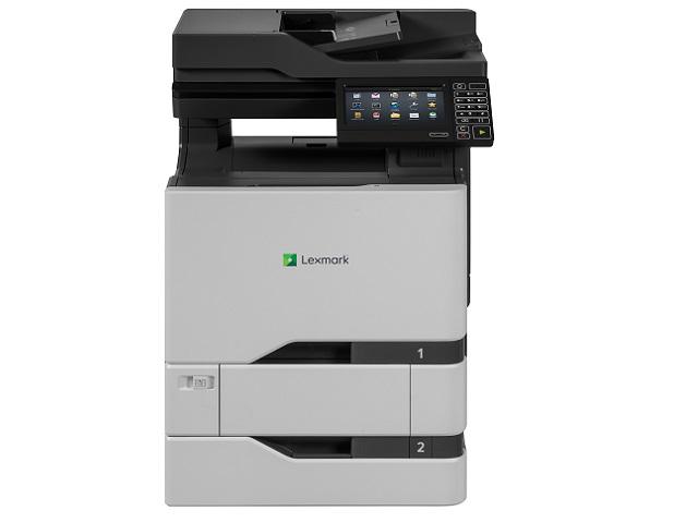 Drucker und Multifunktionsgeräte Lexmark XC4150 FRONT